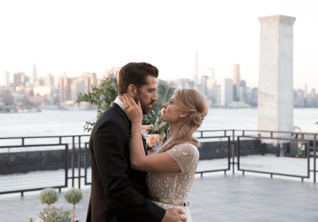 Heiraten vor der schönsten Skyline der Welt…